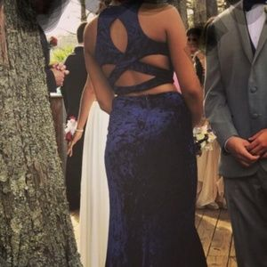 Le femme prom Dress